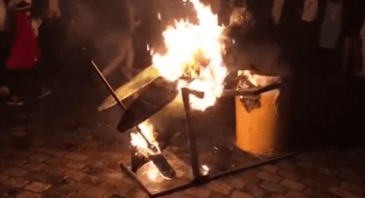krikkelverbranding